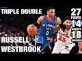 Download Westbrook Posts 3rd Straight Triple Double l 11.28.16 Video