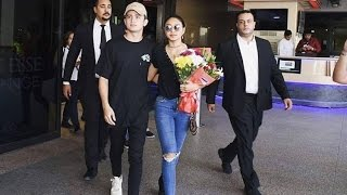 Download JaDine finally arrived in Dubai -May 4,2017 Video