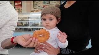 Download HILARIOUS DONUT CHALLENGE!!! (ACE FAMILY EDITION) Video