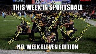 Download This Week in Sportsball: NFL Week Eleven Edition Video