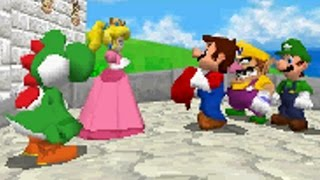 Download Super Mario 64 DS Walkthrough - Finale - Bowser in the Sky Video
