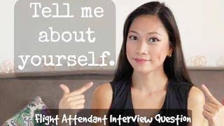 Download Tell Me about Yourself | FA Interview Question| MISSKAYKRIZZ Video
