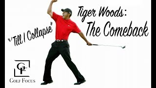Download Tiger Woods - ″'Till I Collapse″ - THE COMEBACK Video