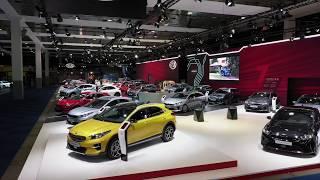 Download KIA @Brussels Motorshow 2020 Video
