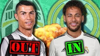 Download Real Madrid Should Replace Cristiano Ronaldo With Neymar Because… | #SundayVibes Video