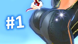 Download QUALITY GAMEPLAY / Bayonetta 2 / Part 1 Video