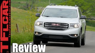 Download 2017 GMC Acadia All-Terrain: On and Off-Road Review Video