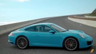 Download Porsche 911 991.2 Up Volcano Mountain - /DRIVEN Video