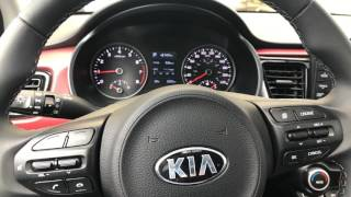 Download Kia Rio hatchback EX-Pack 2018 Video