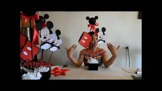 Download CENTROS DE MESA MICKEY MOUSE Video
