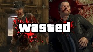Download Every Rockstar Games Protagonist Who Has Died! Video