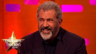 Download Mel Gibson Took Accent Lessons From Sean Connery | The Graham Norton Show Video