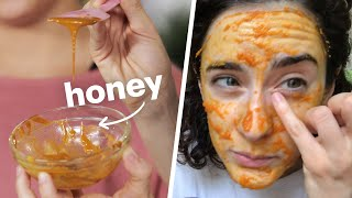 Download Women Use DIY Skin Care Products For 2 Weeks Video