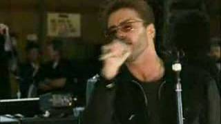 Download ″SOMEBODY TO LOVE REHERSAL″ GEORGE MICHAEL & QUEEN ( FREDDY MERCURY TRIBUTE) Video