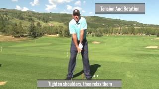 Download Malaska Golf // Video Swing Analysis // Full Swing Drills // Tension and Rotation Tips Video