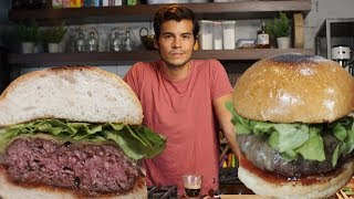 Download The Best Homemade Burger Video