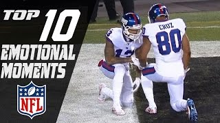 Download Top 10 Emotional Moments of the 2016 Season | NFL Highlights Video