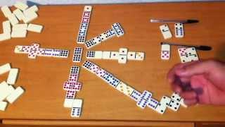 Download Tutorial para jugar domino cubano o domino doble 9 (Forma 5) Video