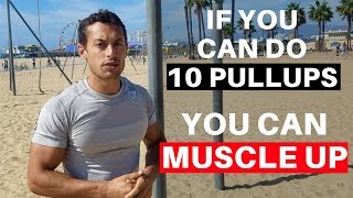 Download How to Muscle Up (Full Tutorial) Video