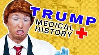 Download DONALD TRUMP'S MEDICAL HISTORY (BTS) Video