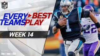 Download Every Team's Best Play From Week 14 🙌 | NFL Highlights Video