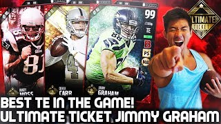 Download WE GET ULTIMATE TICKET JIMMY GRAHAM! MADDEN 17 ULTIMATE TEAM Video