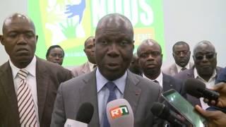 Download Culture : Le Ministre Maurice Bandaman présente la Route de l'Esclave en Côte d'Ivoire Video
