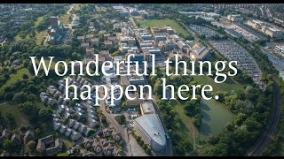 Download Welcome to the University of Surrey Video