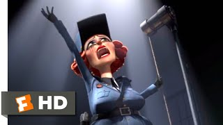 Download Madagascar 3 (2012) - Dubois Sings Scene (7/10) | Movieclips Video