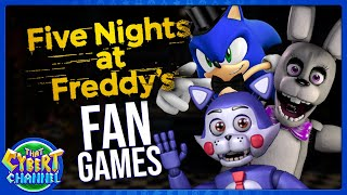 GENOCIDE CITY!!! | Five Nights at F**kboy's 4 (Fan-Made) - Part 1