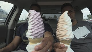 Download Burger King Fail Eating Swirles Ice Cream @hodgetwins Video