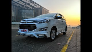 Download INNOVA CRYSTA 2019 with the Latest STELLAR Bodykit and New TAIL LAMPS Video