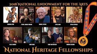 Download 2018 NEA National Heritage Fellowships Concert Video