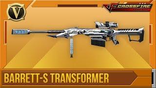 Download CrosFire: Legends | Tổng quan Barrett-S Transformer Video