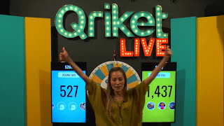 Download QriketLIVE Replay #534 - 5 Spins $200 Game Video