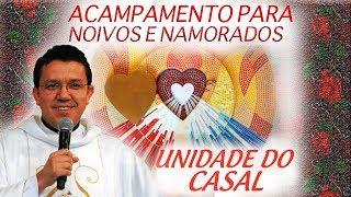 Download Construir a unidade do casal - Pe. Paulinho (05/06/11) Video
