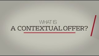 Download What is a contextual offer? Video