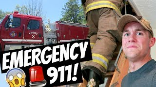 Download TERRIFYING EMERGENCY! 911 Called! Something's WRONG! *Not clickbait* Video