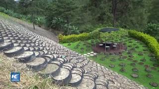 """Download ″Ecomuro de llantas"""" más grande del mundo está en Guatemala Video"""
