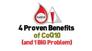 Download Ubiquinol CoQ10 Benefits (& 1 BIG Problem 2:49 with Coenzyme Q10 You NEED To Know) Video