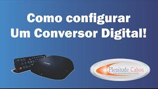 Download como configurar o Conversor Digital // #1 Tutorial Video