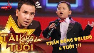 Download Thần đồng Bolero 6 tuổi Quốc Huy hát Tình Cha khiến Quyền Linh - Lê Lộc - Quang Bảo 'nổi da gà' 😍 Video