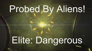Download First Encounter With Alien Spaceship in Elite: Dangerous Video