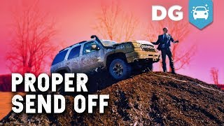 Download We Killed The 4BT Tahoe Offroad Mudding Video