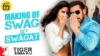 Download Making of Swag Se Swagat Song | Tiger Zinda Hai | Salman Khan | Katrina Kaif Video