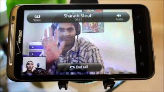 Download Skype for Android Video Calling on HTC Thunderbolt Video