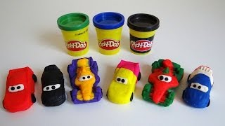 Download Play Doh Disney Pixar Cars 2 Grand Prix Race Mats Video