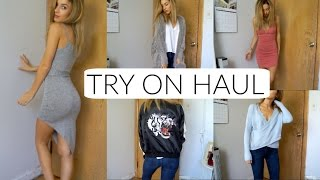 Download TRY ON Fall Clothing Haul 2016 Video