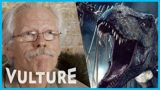 Download Watch A Dinosaur Expert React to Dinosaur Movies Video
