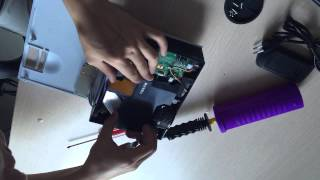 Download Clean the UC40 lens dust Video